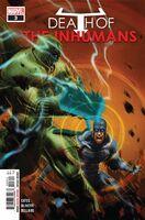 Death of Inhumans Vol 1 3