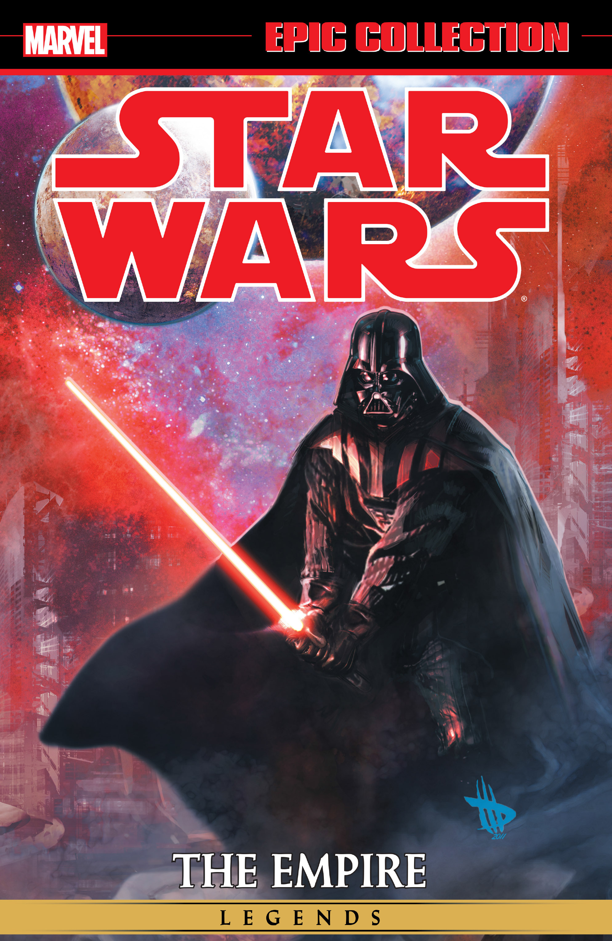 Epic Collection: Star Wars Legends - The Empire Vol 1 2