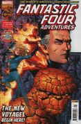 Fantastic Four Adventures Vol 2 1