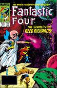 Fantastic Four Vol 1 261