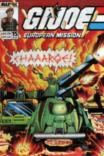 G.I. Joe: European Missions Vol 1 15