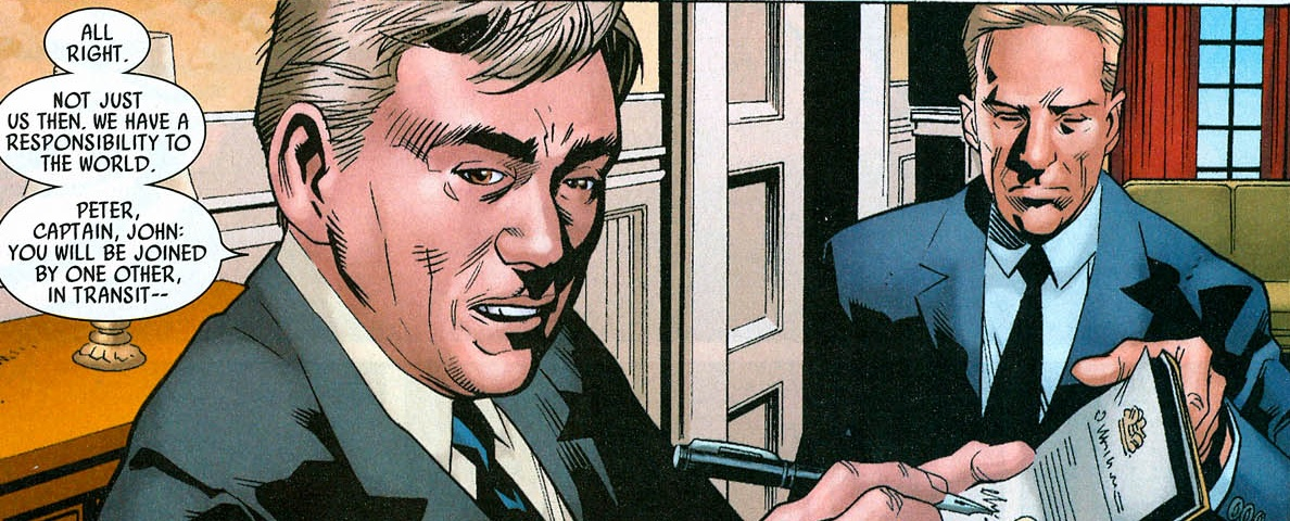 Gordon Brown (Earth-616)