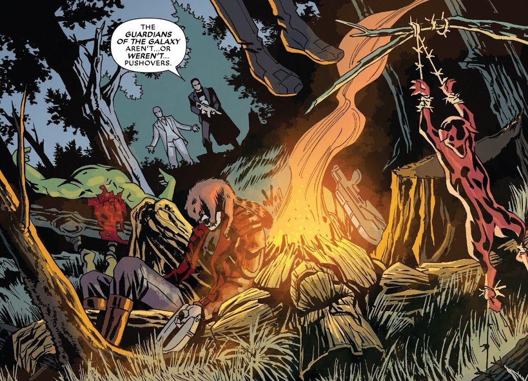 Guardians of the Galaxy (Earth-TRN664)