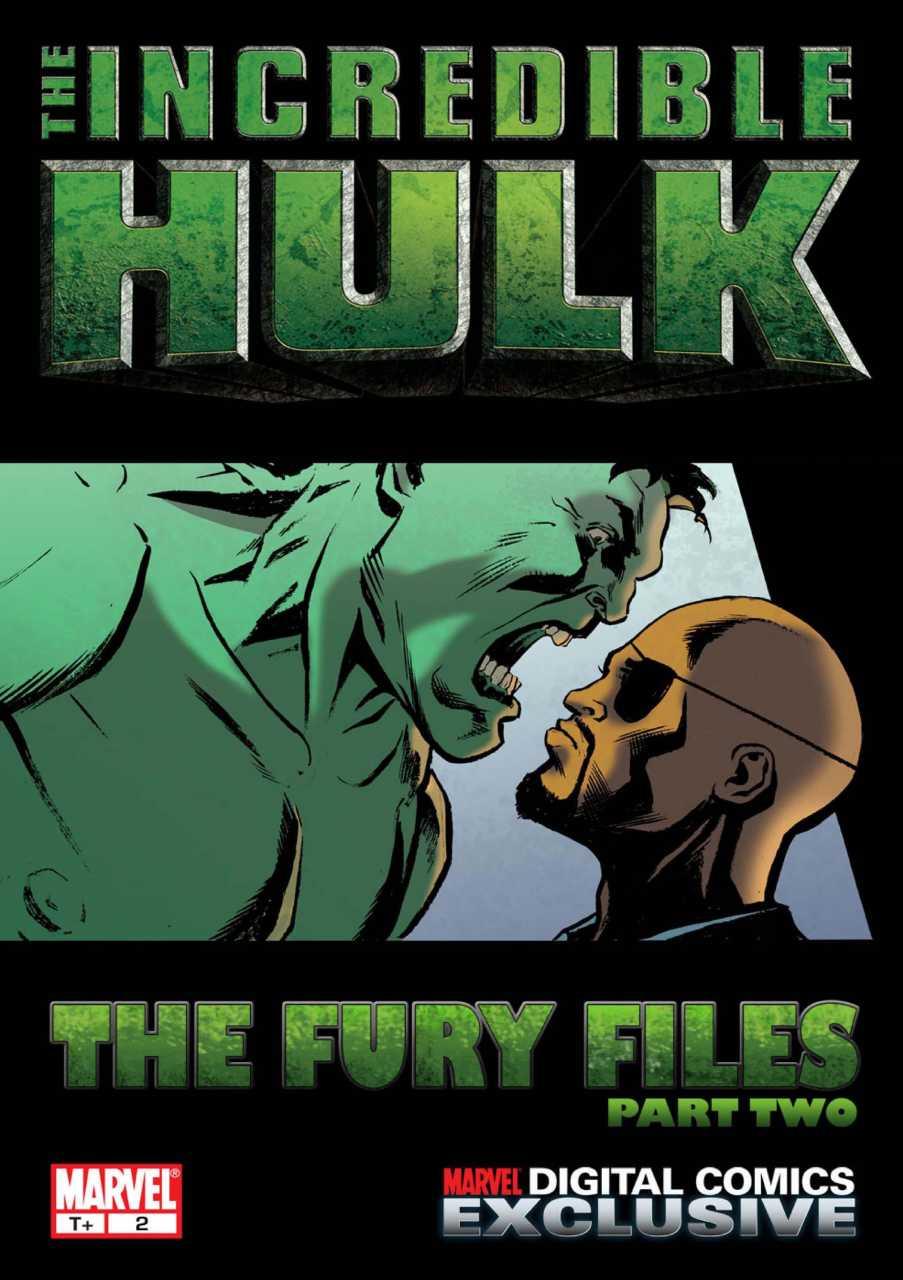 Incredible Hulk: The Fury Files Vol 1 2