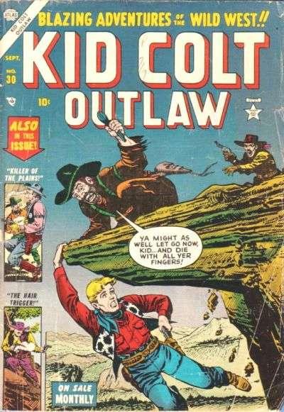 Kid Colt Outlaw Vol 1 30