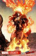 Marvel Legacy Vol 1 1 NYCC Deodato Phoenix Variant