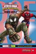 Marvel Universe Ultimate Spider Man Web Warriors Spider-Verse Vol 1 4
