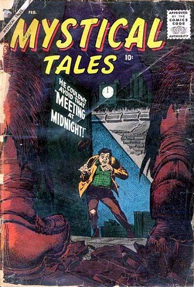 Mystical Tales Vol 1 5
