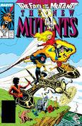New Mutants Vol 1 61