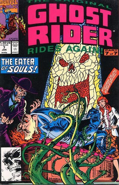 Original Ghost Rider Rides Again Vol 1 7