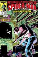 Peter Parker, The Spectacular Spider-Man Vol 1 131