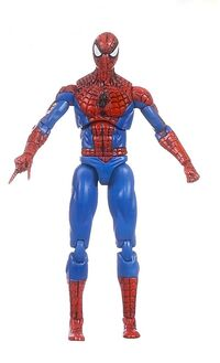 Peter Parker (Earth-616) from Marvel Universe (Toys) Comic Packs Series 1 (Secret Wars 25th Anniversary) 0001.jpg