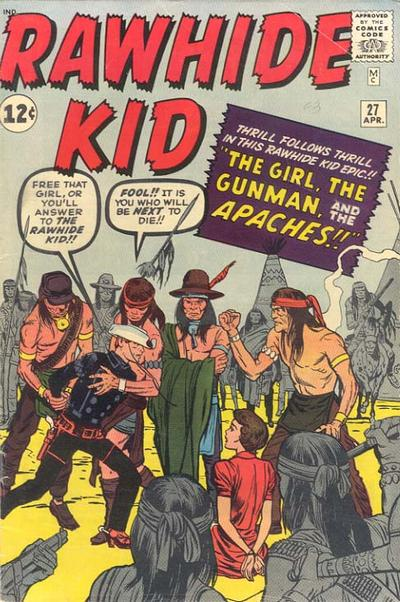 Rawhide Kid Vol 1 27
