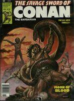 Savage Sword of Conan Vol 1 46