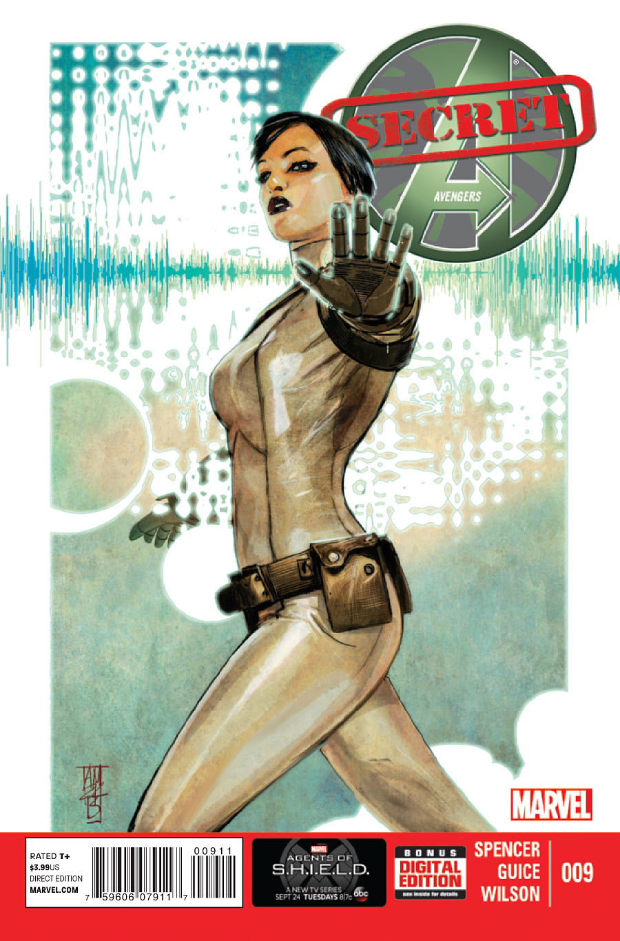 Secret Avengers Vol 2 9