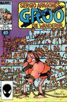 Sergio Aragonés Groo the Wanderer Vol 1 14