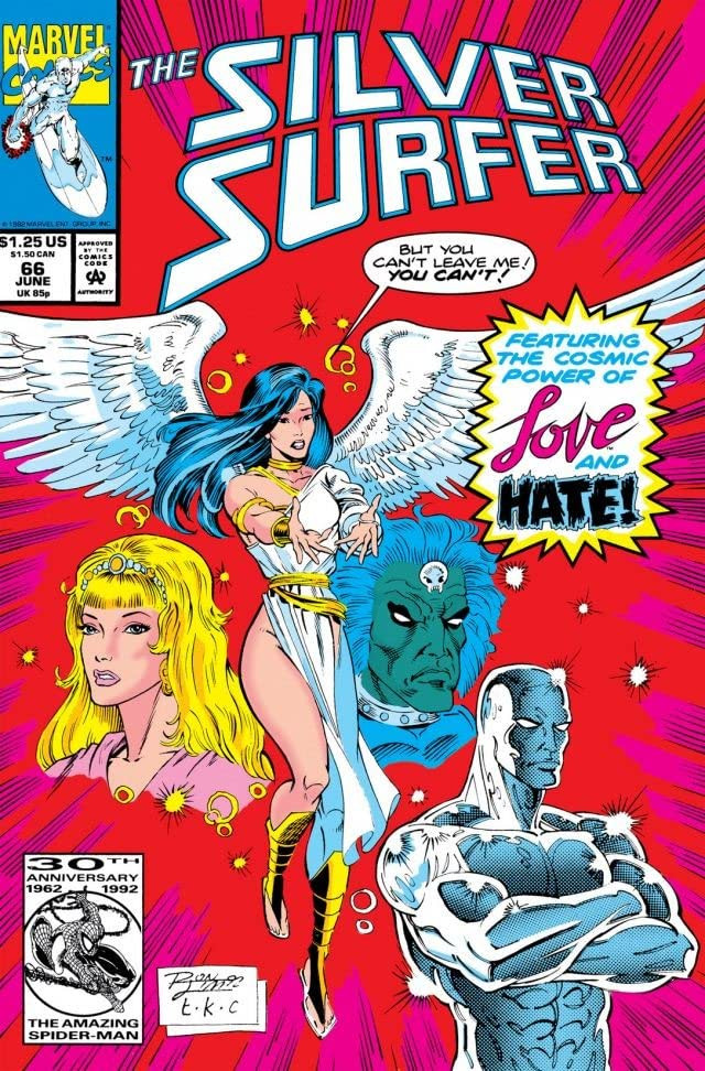 Silver Surfer Vol 3 66