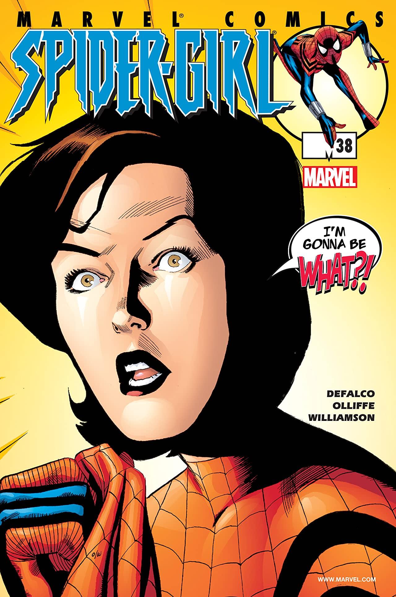Spider-Girl Vol 1 38