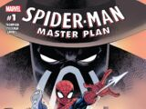 Spider-Man: Master Plan Vol 1 1