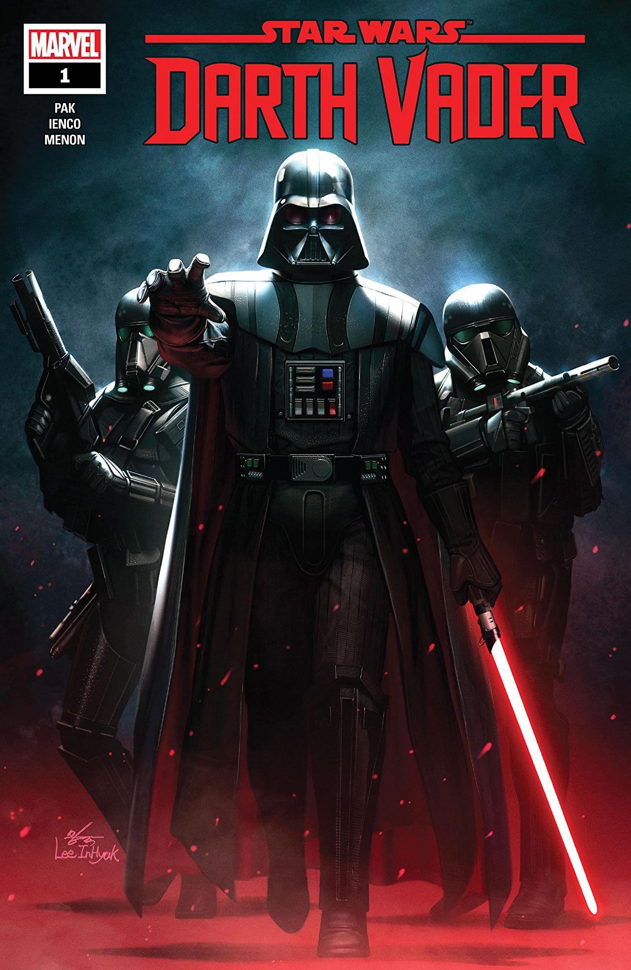 Star Wars: Darth Vader Vol 1
