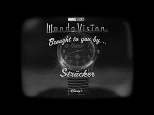 Strücker - Marvel Studios' WandaVision - Disney+