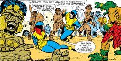 Swamp Men (Earth-616) X-Men Vol 1 10 002.jpg