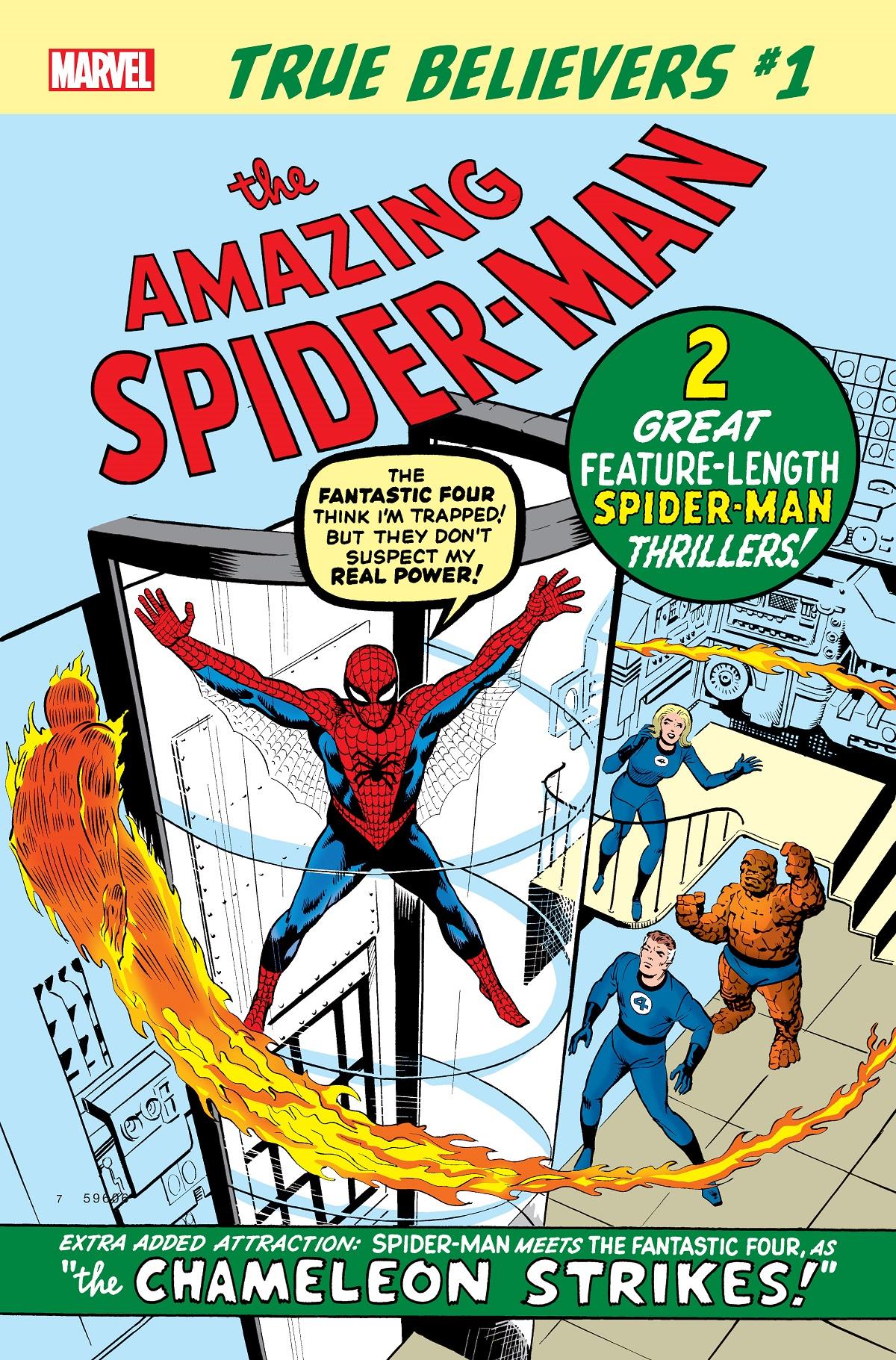 True Believers: Amazing Spider-Man Vol 2 1