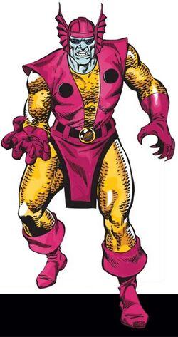 Tyrak (Earth-616) from Avengers Roll Call Vol 1 1 001.jpg