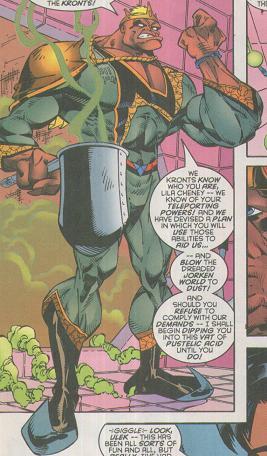 Ulek (Earth-616)