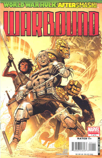 World War Hulk Aftersmash: Warbound Vol 1 1