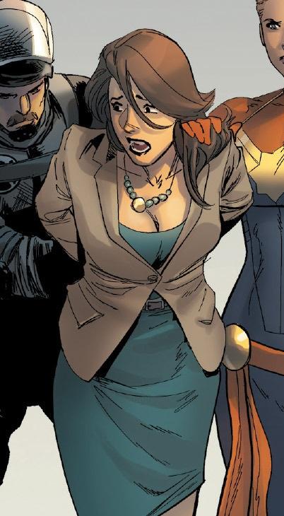 Alison Green (Earth-616)