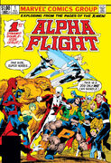 Alpha Flight Vol 1 1