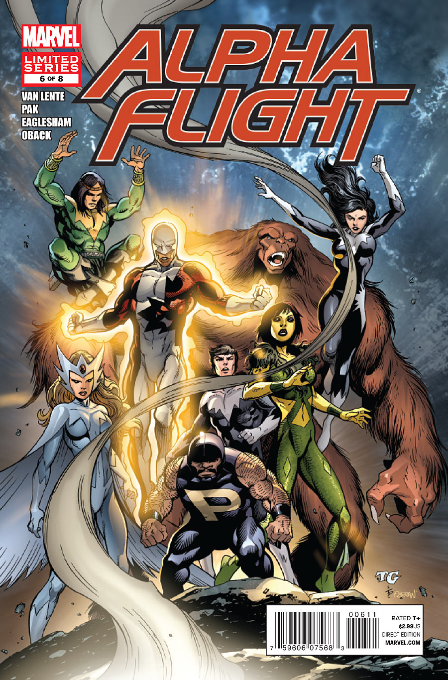 Alpha Flight Vol 4 6