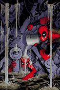 Amazing Spider-Man Vol 3 7 Deadpool 75th Anniversary Variant Textless