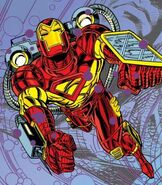 Anthony Stark (Earth-616) from Iron Man Vol 1 314 cover