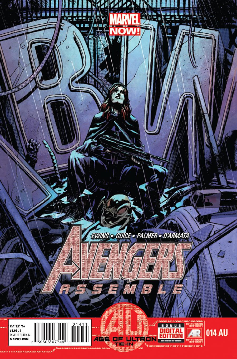 Avengers Assemble Vol 2 14AU
