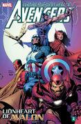 Avengers TPB Vol 3 4 Lionheart of Avalon