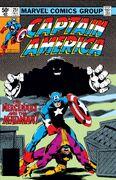Captain America Vol 1 251