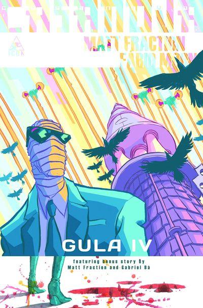 Casanova: Gula Vol 1 4