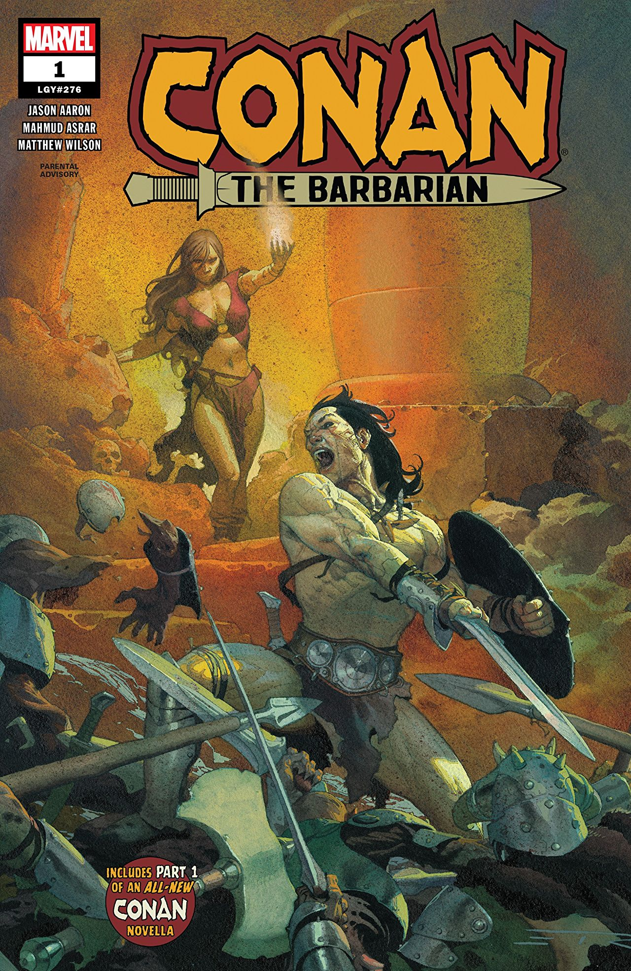 Conan the Barbarian Vol 3