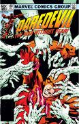 Daredevil Vol 1 180