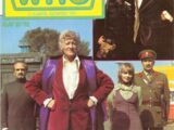 Doctor Who Monthly Vol 1 52