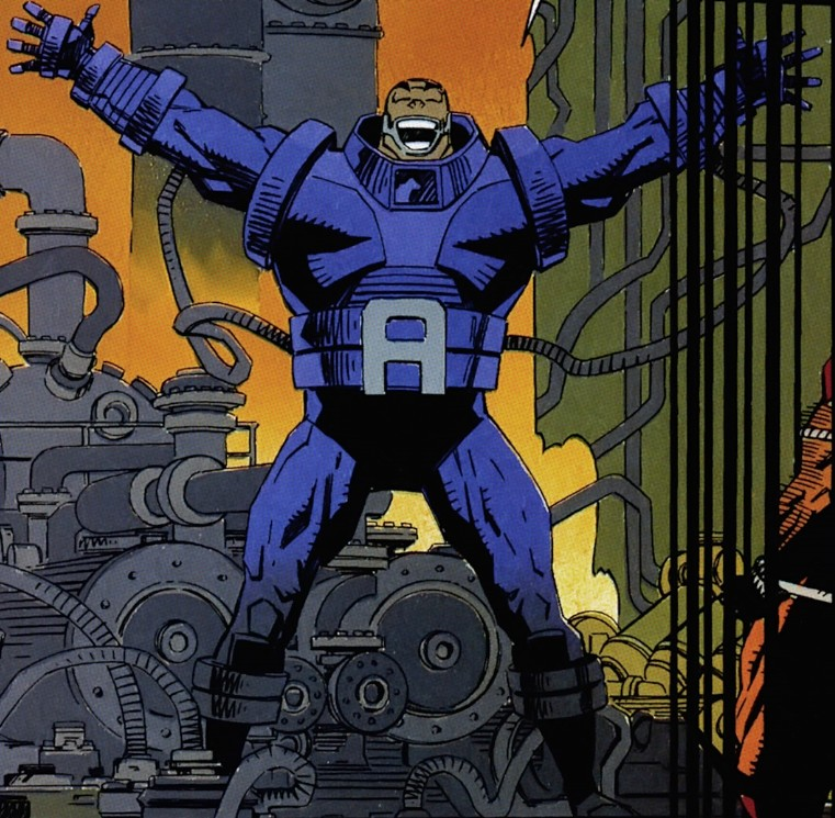 Apocalypse (Android) (Earth-616)