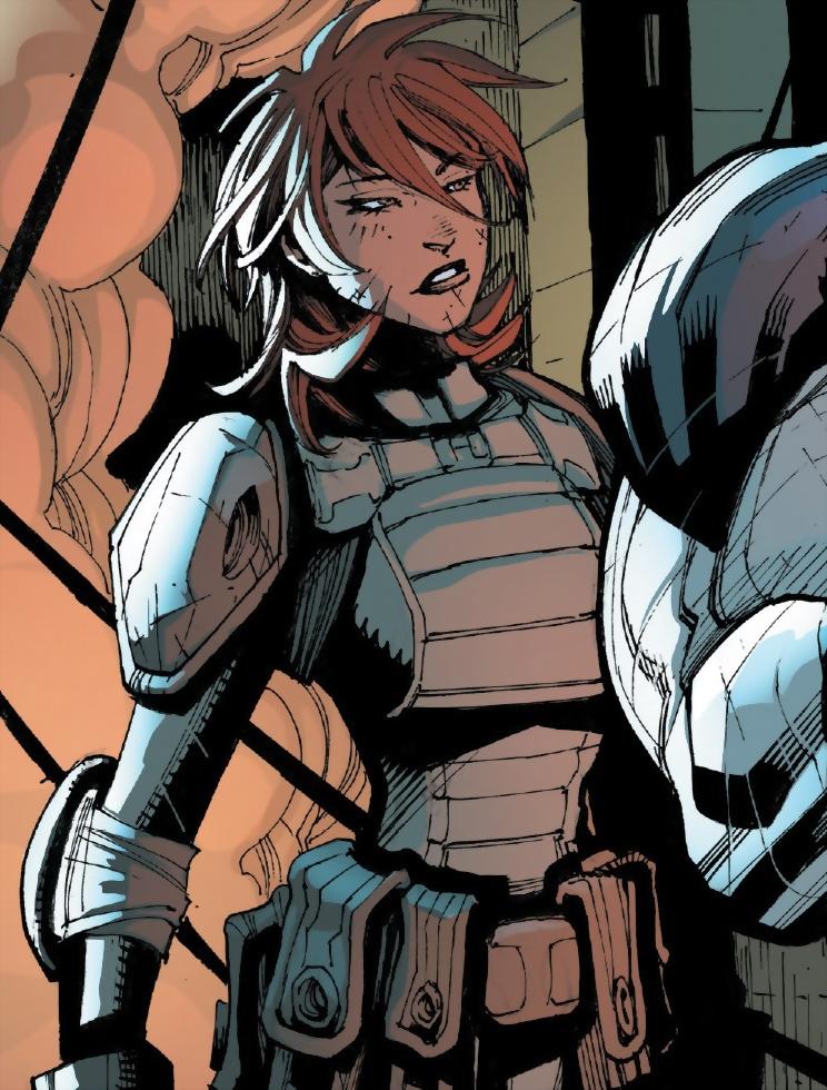 Geena Drake (Earth-691)