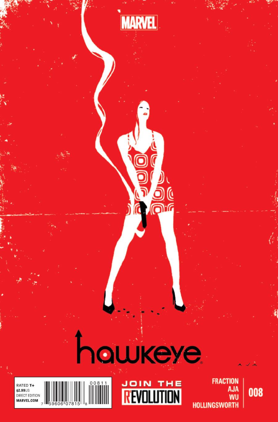 Hawkeye Vol 4 8