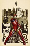 Iron Man Vol 4 15 Granov Variant Textless