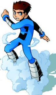 Jack Power (Earth-5631)
