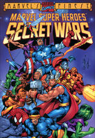 Marvel's Finest Marvel Super Heroes Secret Wars Vol 1 1