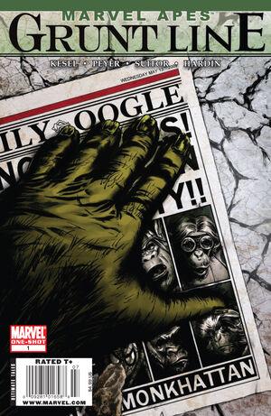 Marvel Apes Grunt Line Special Vol 1 1.jpg