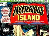 Marvel Classics Comics Series Featuring The Mysterious Island Vol 1 1